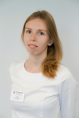 Петрова Ольга Юрьевна