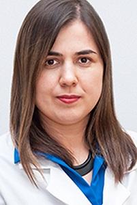 Петрухина Светлана Викторовна
