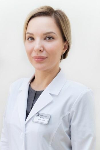 Плешкова Анна Анатольевна