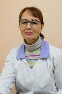 Полуханова Ирина Васильевна