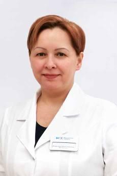 Полякова Людмила Вячеславовна