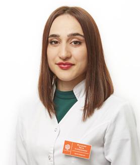 Пухаева Зита Алексеевна
