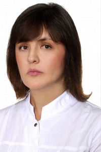 Рахманова Aнна Бахадыровна