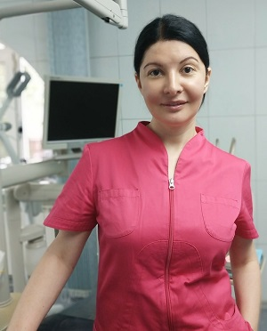 Рехвиашвили Белла Александровна