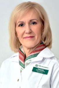 Романова Ольга Ивановна