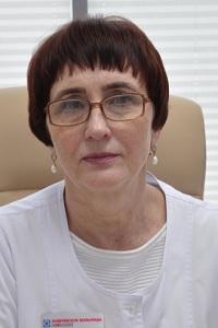 Рябова Лариса Владимировна