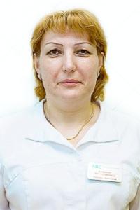 Сафонова Оксана Юрьевна
