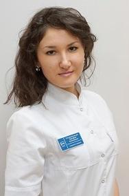 Салимханова Лютфие Акимовна