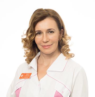 Сарпова Ольга Альбертовна