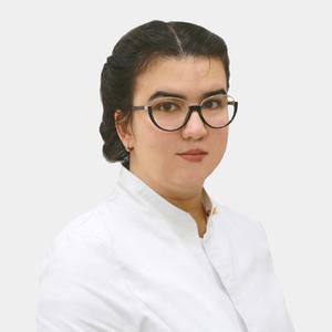 Серегина Анна Сергеевна