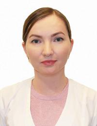 Сергеева Александра Юрьевна