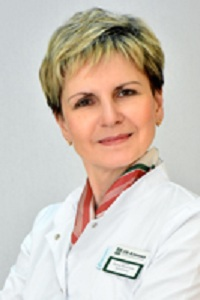 Серкова Марина Михайловна