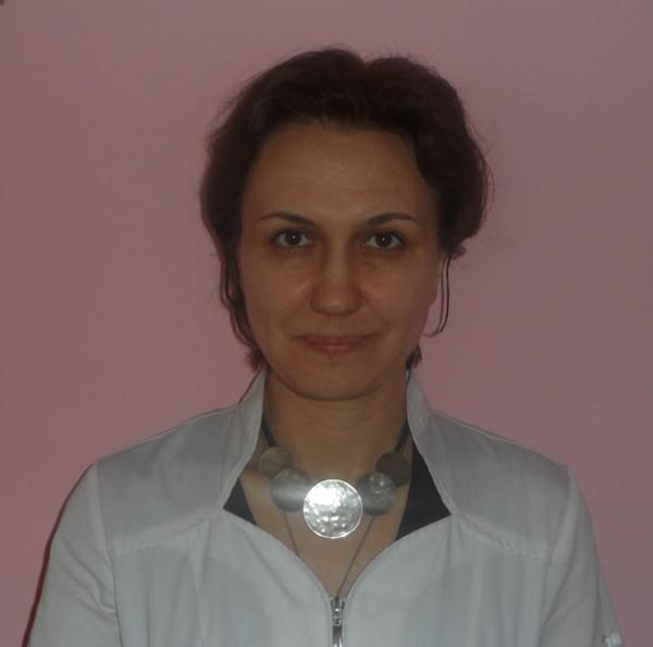Шаповалова Надежда Александровна