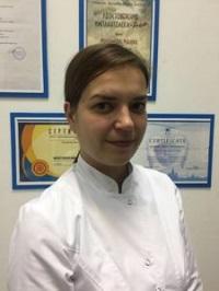 Щеткина Мария Андреевна