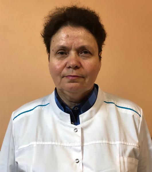 Шомахова Людмила Залимхановна