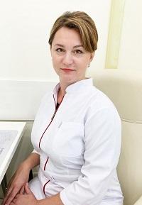 Шубина Елена Владимировна