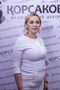 Шугушева Зарина Арсеновна