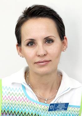 Симонова Виктория Викторовна