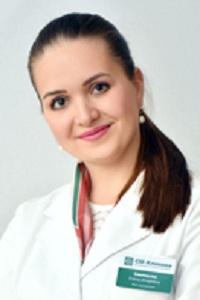 Синицына Елена Игоревна