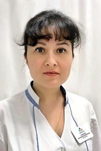 Синягина Наталья Владимировна