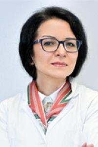Смирнова Назокат Назаровна