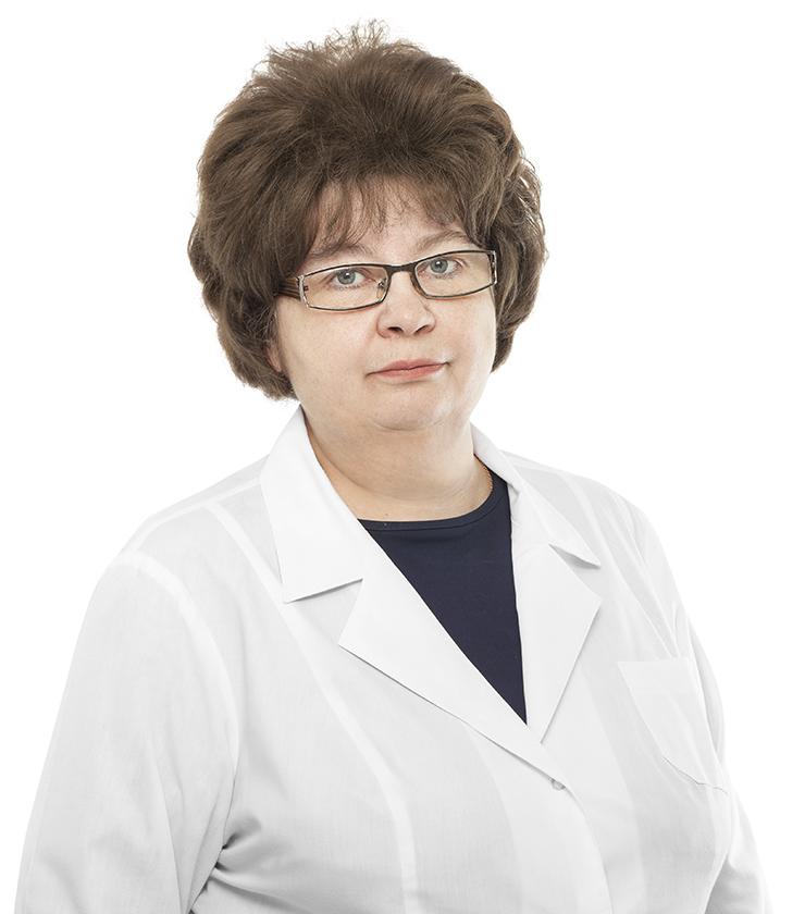 Сорокина Лариса Евгеньевна