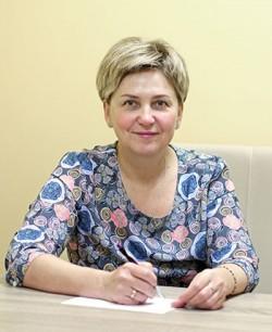 Суетина Оксана Анатольевна