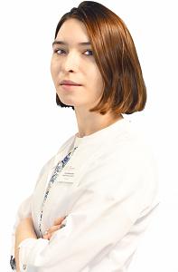 Сулейманова Мария Мирославовна, рентгенолог - Москва