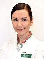 Ташматова Аксана Андреевна