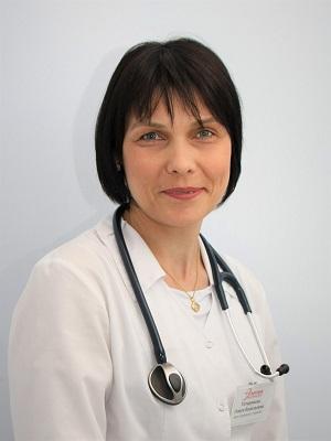 Татаринова Ольга Васильевна