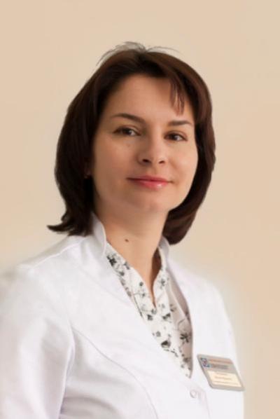 Теплухина Оксана Юрьевна