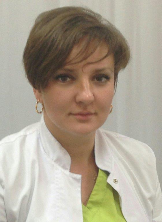 Тимошкина Евгения Александровна