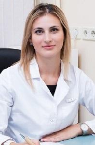 Тхагапсоева Регина Амирбековна