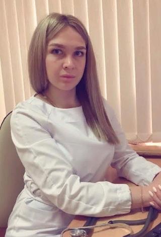Травинова Елизавета Серафимовна