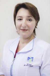 Улановская Диана Леонидовна