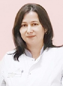 Вахрушева Тамуна Тамазиевна
