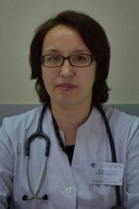 Варфоломеева Марина Илдусовна