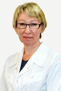Варивода Анна Васильевна