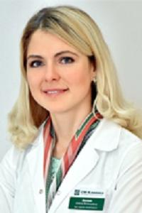 Масленникова (Васина) Елена Евгеньевна