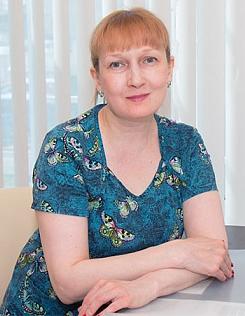 Власова Елена Александровна