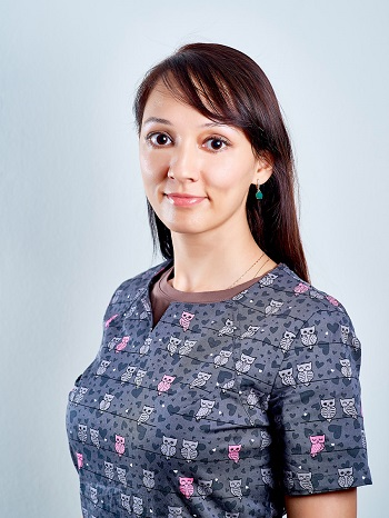 Захарова Ирина Геннадьевна