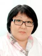 Захарова Туяра Николаевна