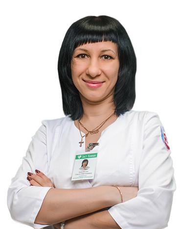 Замойская Ольга Николаевна