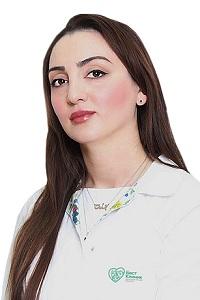 Зейналова Дженнет Феликсовна