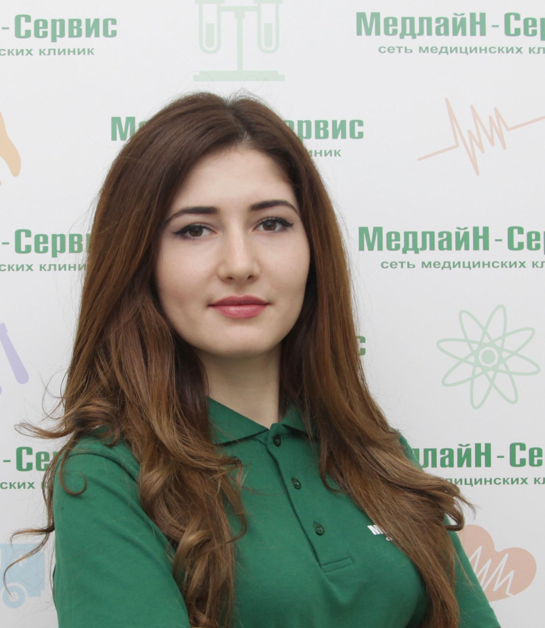 Жангериева Карина Хазреталиевна