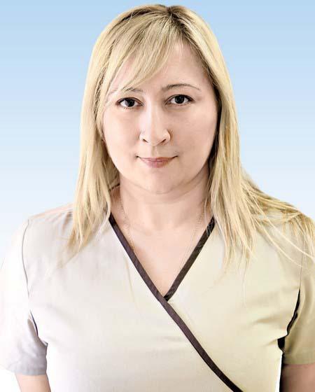 Жарикова Елена Владиславовна