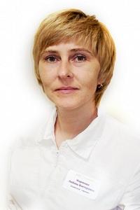 Жарикова Любовь Викторовна