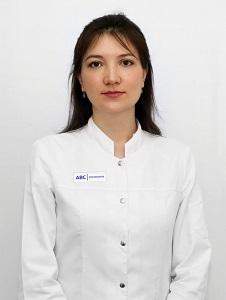 Жданова Евгения Андреевна