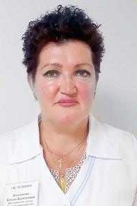 Жигаленкова Наталья Валентиновна