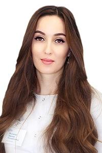 Жиляева Зарина Михайловна